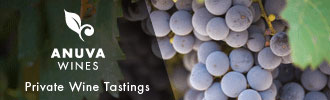 Wine Tastings by Anuva Wines