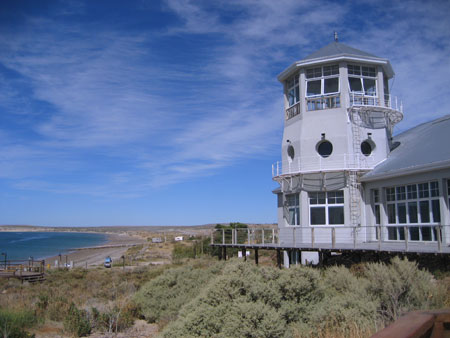 Beautiful Ecocentro in Puerto Madryn, Argentina
