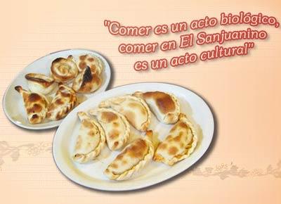 El Sanjuanino Empanadas in Recoleta