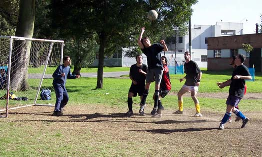 Play soccer in Buenos Aires!