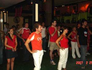 Buenos Aires salsa classes at Cuba Mia