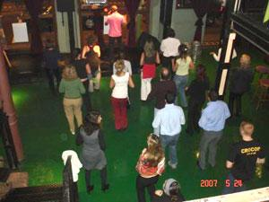 Cuba Mia restaurant holds cuban-style salsa classes