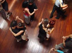 Tango Couples at Tango Brujo