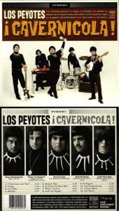 Flyer for Los Peyotes