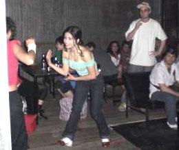 Adorable breakdancers