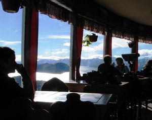 Cerro Campanario Cafe