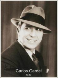 Carlos Gardel.  This is the man!