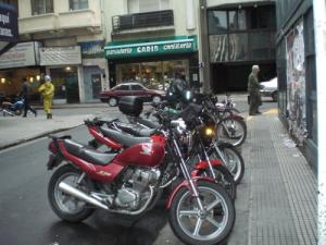 Motochorros ride these.