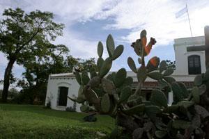 The gaucho museum in San Martin de Areco