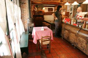 The Olla de Cobre Chocolate Shop.  MMmmmmm.