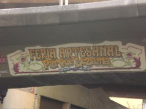Feria Artesanal Parque Lezama