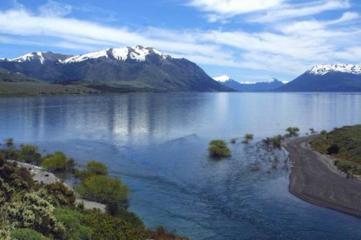 Patagonia Fishing Lake
