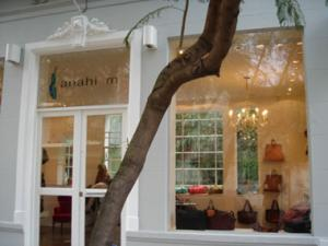 Anahi M Leather and bags store Palermo Buenos Aires