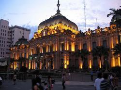 Casa de Gobierno Plaza Independencia