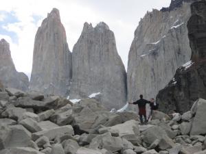 Mas vs. Wild Argentina Mount Fitz Roy