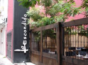 La Escondida Parrilla Palermo Buenos Aires Argentina