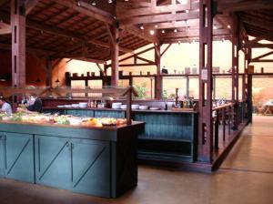 La Escondida Parrilla Salad Bar Palermo Buenos Aires