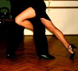 Tango legs dancing Buenos Aires Argentina
