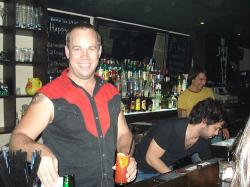 The Spot Bar Recoleta Buenos Aires