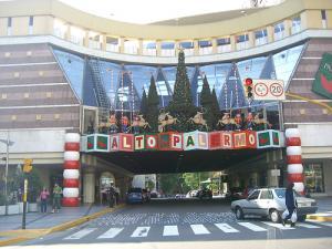 Alto Palermo Shopping Center Buenos Aires Argentina