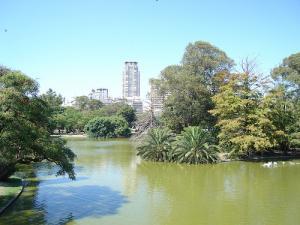 Bosques de Palermo Buenos Aires, Argentina