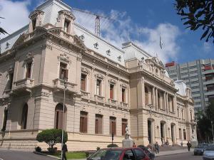 Palacio de Gobierno San Salvador de Jujuy Argentina