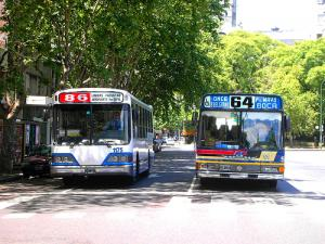 Buenos Aires Buses