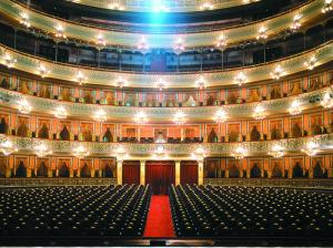Colon theater buenos aires argentina