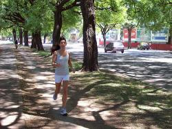 Corriendo por Buenos Aires