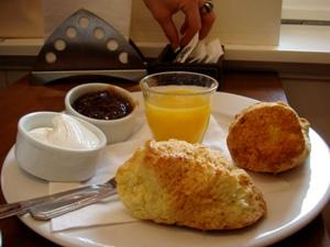 Breakfast at Maru Botana Belgrano Buenos Aires Argentina