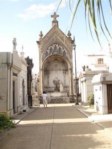 Recoleta Cemetery Buenos Aires Argentina