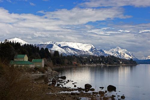 Nahuel Huapi Lake Bariloche Argentina