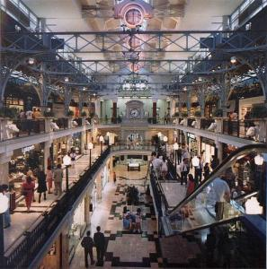 Patio Bullrich Shopping Center Buenos Aires Argentina