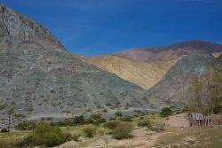 Quebrada de Humahuaca Northwest Sierras Argentina
