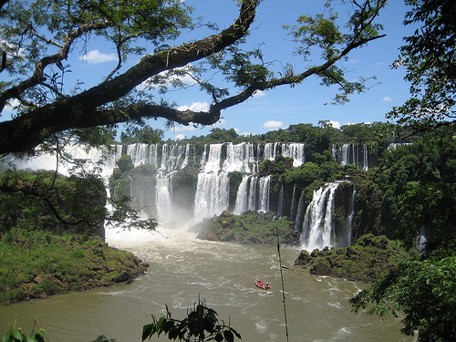 Rafting Iguazu Argentina