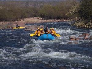 Rapids Rafting Salta Argentina