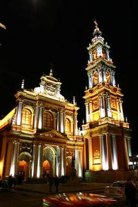San Francisco Cathedral Salta Argentina