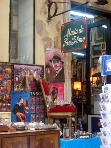San Telmo Fair Buenos Aires Argentina