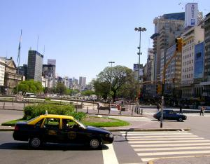 taxi Buenos Aires Argentina