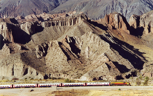 Train of the clouds Salta Argentina