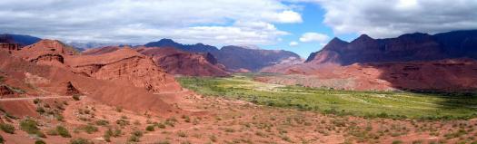 Valles Calchaquies Northwest Sierras Argentina