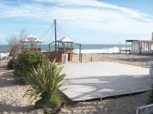 Beach Bar in Mar del Plata
