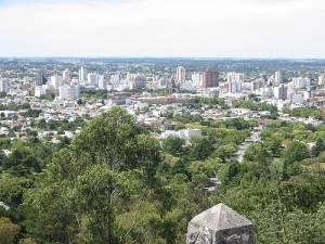 Tandil City View