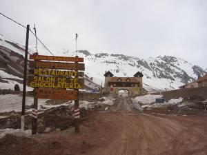 Gate to Las Cuevas
